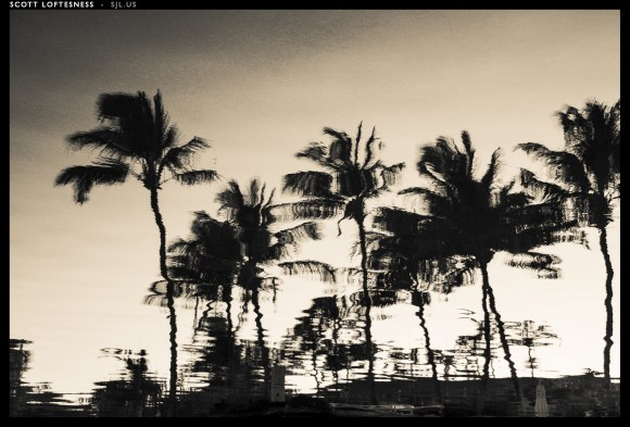 Infrared Shimmer - Hawaii - 2013