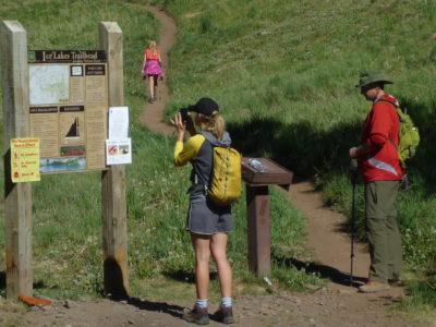 GAIA GPS App Workshop You can track your hiking, biking or