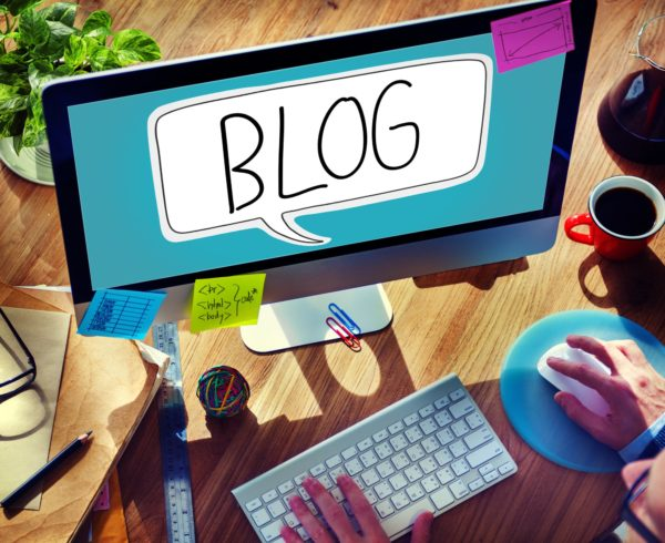 Blogging About Your Business
