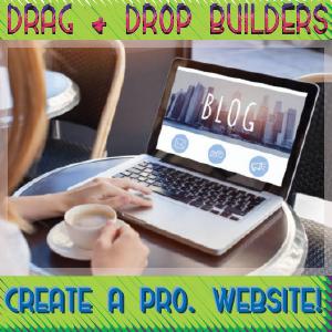 drag and drop websites