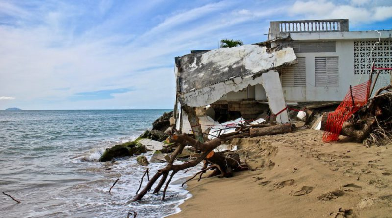 Image result for puerto rico climate change