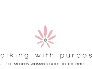 Walking with Purpose Registration