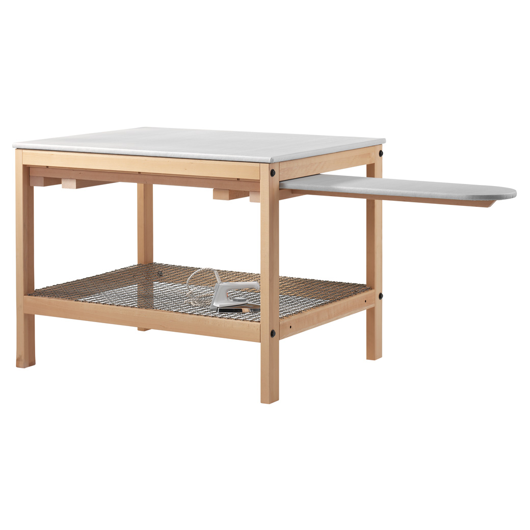Sjöbergs Ironing table, complete