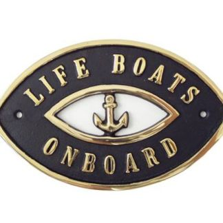 LIFE BOATS ONBOARD