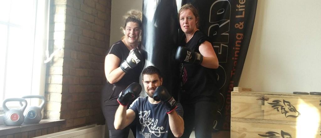 kickboxen heiloo personal training