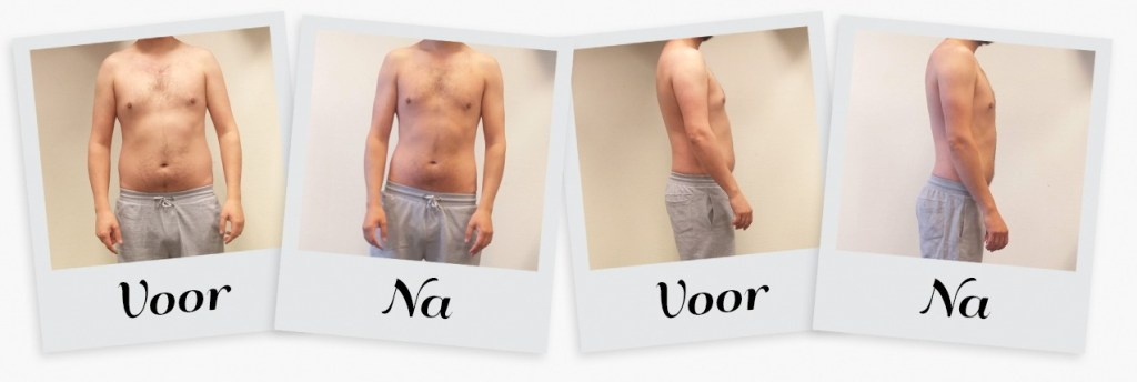Ervaringen Sjoerd Bos Personal Training Heiloo Alkmaar Castricum Limmen