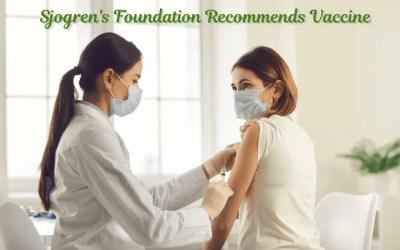 Covid-19 Vaccine for sjogrens patients