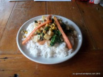 Vegetarian gadogado