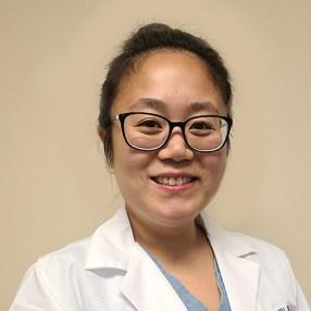 portrait of Doctor Connie Yu