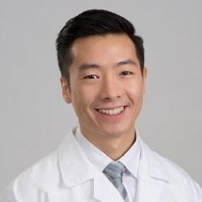 portrait of Doctor Evan Ou