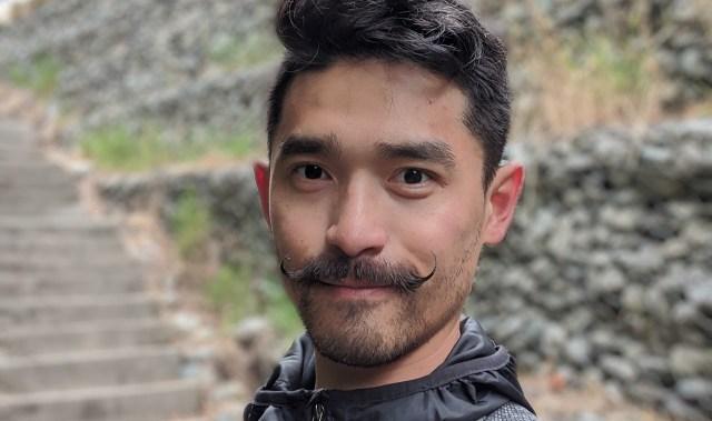 portrait of Doctor Harry Hong