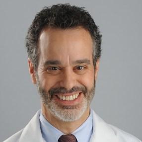 portrait of Doctor Mark Silberman