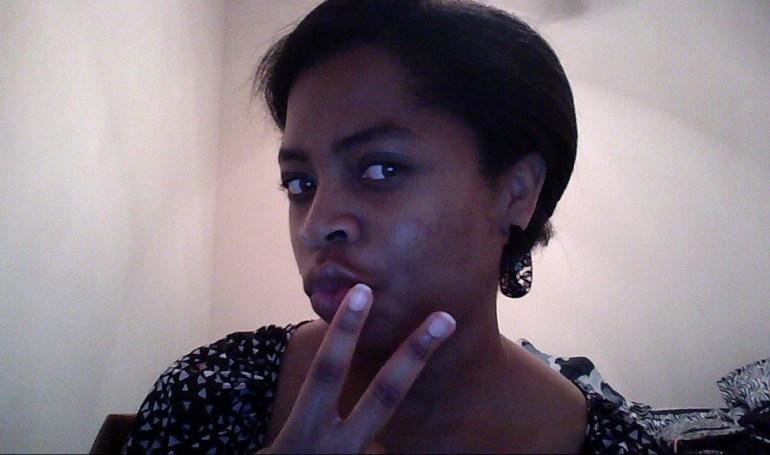 portrait of Doctor Sandra Leke-Tambo
