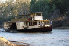 Pride of the Murrqy At Echuca Village