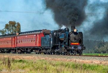 Echuca 150th Anniversary of Railway travel
