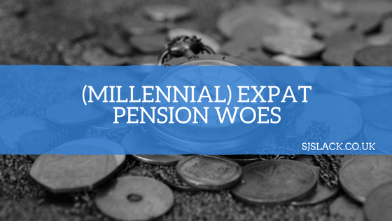 Millennial Expat Pension Woes
