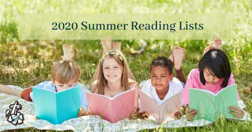 Saint Joseph School 2020 Summer Reading Lists
