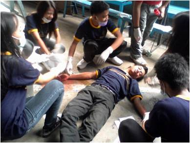 NSTP-–-First-Aid