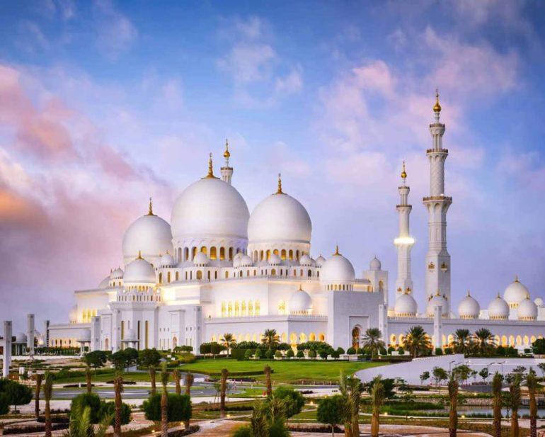 Terpegun Dan Menakjubkan Inilah 10 Masjid Paling Cantik Di Dunia
