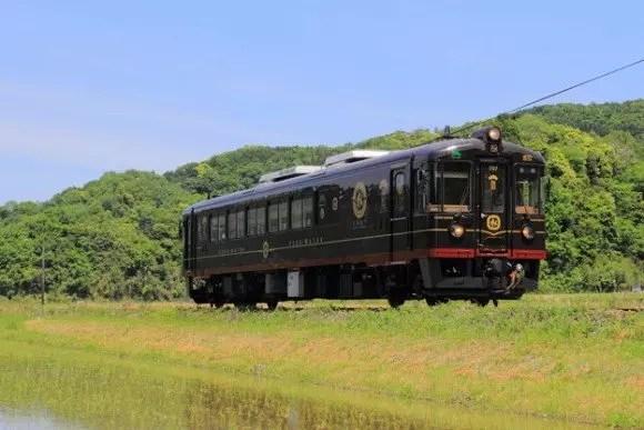 くろまつ号の予約は?京丹後の風情を楽しむ旅列車の魅力は?