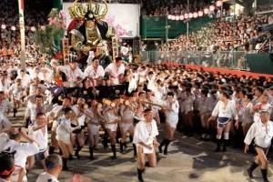 博多祇園山笠2018の交通規制や飾り山の場所やコースは?