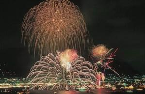 関門海峡花火大会の穴場スポット2016!打ち上げ場所や駐車場は?