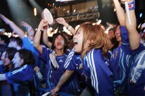 東京のパブリックビューイング開催情報【ワールドカップ・ブラジル大会】