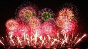土浦全国花火競技大会2016穴場スポットと場所取りや駐車場は?
