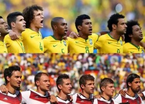 ブラジルの歴史的大敗が衝撃過ぎる!ドイツ戦のまとめ動画