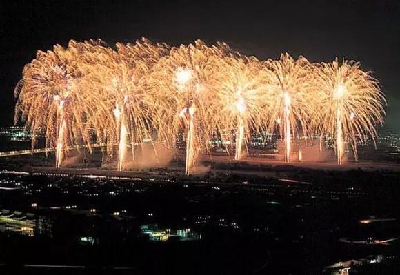 大井川花火大会の穴場スポット2016はココだ!場所は?