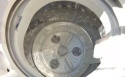洗濯機の大掃除!洗濯槽の垢や黒カビを驚くほどキレイに落とす方法