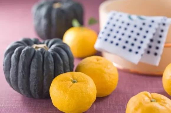 冬至2016年はいつ?かぼちゃとゆず湯の由来について