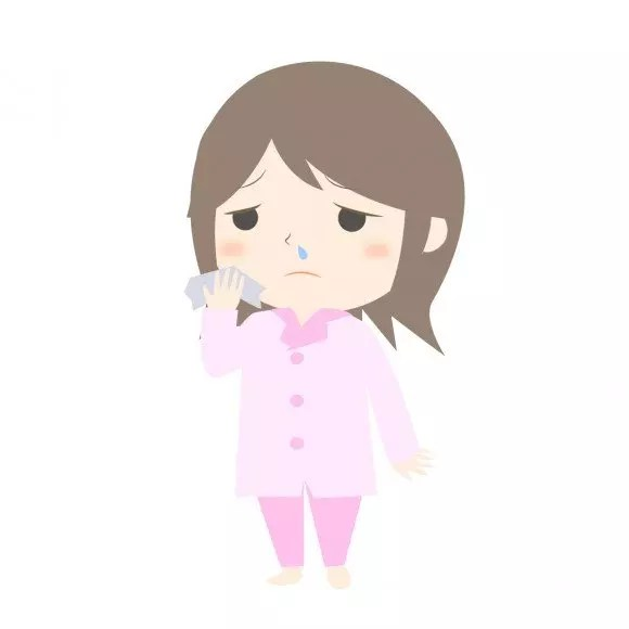 鼻づまりが原因で眠れない時の5つの解消法!