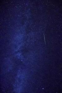 ペルセウス座流星群2016はいつ?方角やピークの時間は?