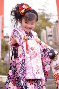 七五三の髪飾りの選び方と着物に似合うおすすめ10選!