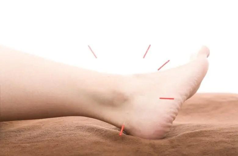 足首やくるぶしの痛みや腫れの原因と対処法!内側と外側の違い!