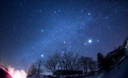こぐま座流星群2018はいつ?方角やピークの時間は?
