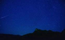 やぎ座α流星群2018はいつ?方角やピークの時間は?