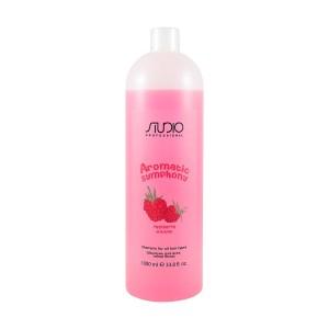 Шампунь для всех типов волос «Малина», Kapous