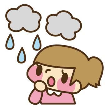 梅雨入り10