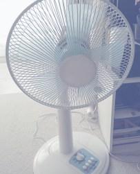 扇風機 寿命