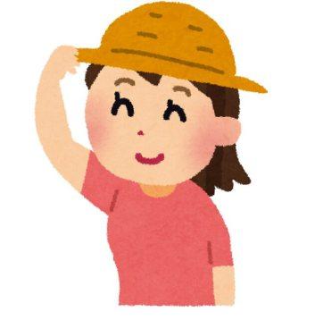 日焼け 防止 帽子