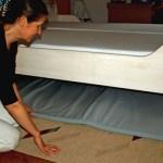Shielding mats – under bed type