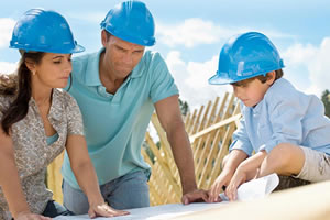 Plan the construction of healthy home for your family