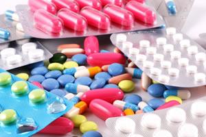 Množstvo užívaných liekov = náš organizmus sa musi vyrovnať s množstvom chemikálií