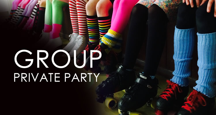 Sk8away Group Private Party