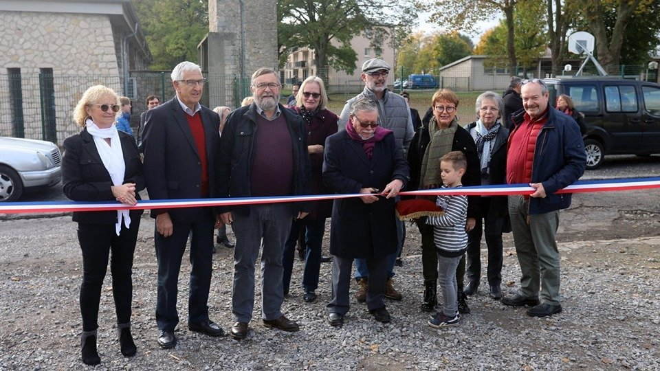 inauguration tergnier2019 1