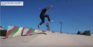Collab' Unity skateboards – Sitis Clothes Mers les Bains – Mars 2020
