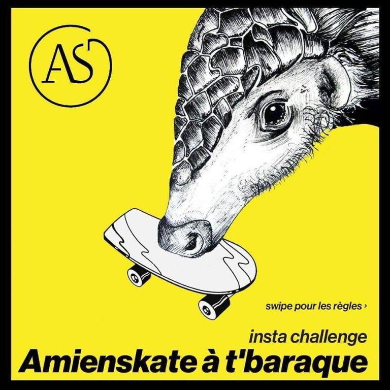 Read more about the article Jusqu'au 11 mai, Concours Insta : Amienskate à t'baraque