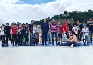 AG du club de Laon skate – Août 2020